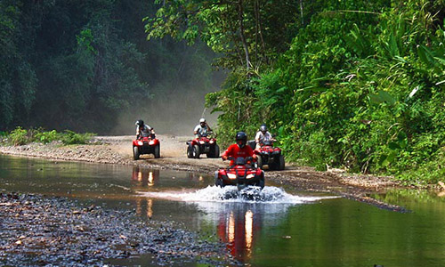 ATV and Buggy rentals in Jaco