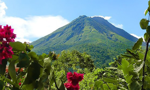 Arenal Volcano tours in Costa Rica