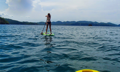 Jaco Stand up Paddle Board Tours