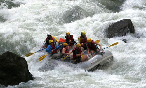 Rafting in Jaco Costa Rica