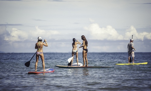 Stand up Paddle Board Rentals in Jaco