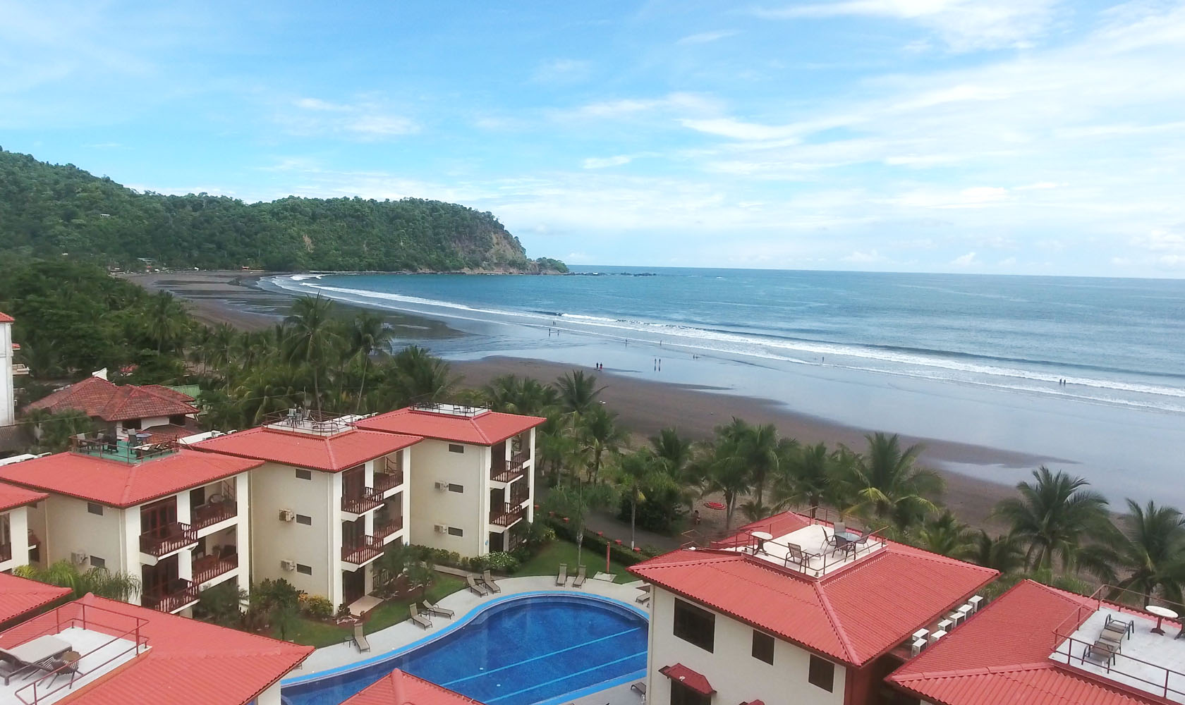 Bahia Azul Vacation Rentals in Jaco Costa Rica